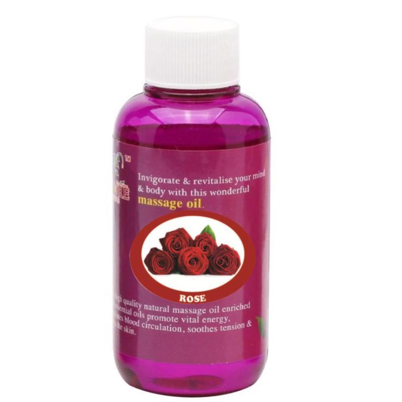 Buy Pure™ Massage Oil 120ml (Rose) Singapore