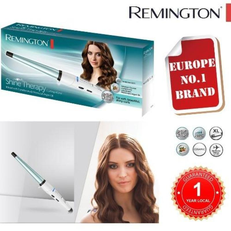 Buy REMINGTON CI53W Shine Therapy Curling Wand Singapore
