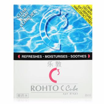 Rotho C Cube Eye Drops 8 ml