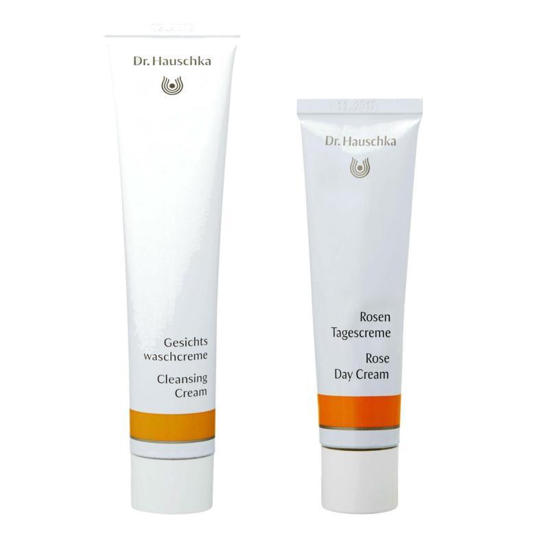 Buy SET OF Dr. Hauschka Rose Day Cream 30ml + Dr. Hauschka Cleansing Cream 50ml - intl Singapore