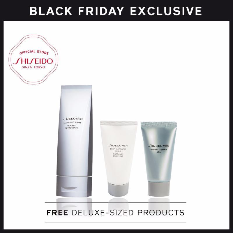 Buy Shiseido Men Cleansing Set Singapore