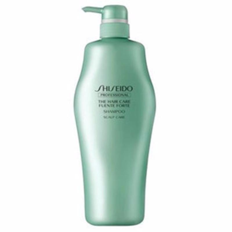 Buy Shiseido Professional Fuente Forte Shampoo 1000ml Singapore