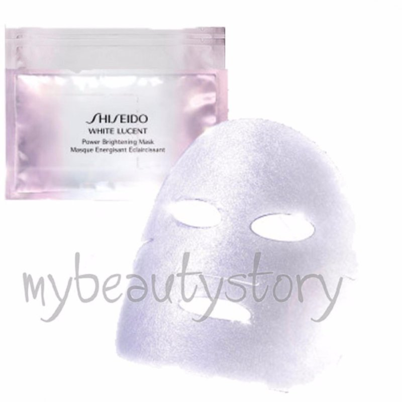 Buy Shiseido White Lucent Power Brightening Mask x 3 Singapore