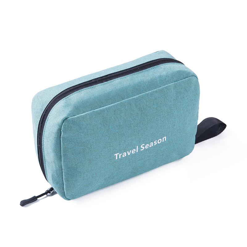 Buy Simple portable large capacity waterproof makeup bag storage bag Singapore