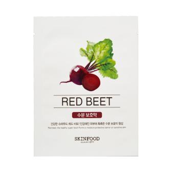 Harga Skinfood Beauty in a Food Mask Sheet, Red Beet 20ml