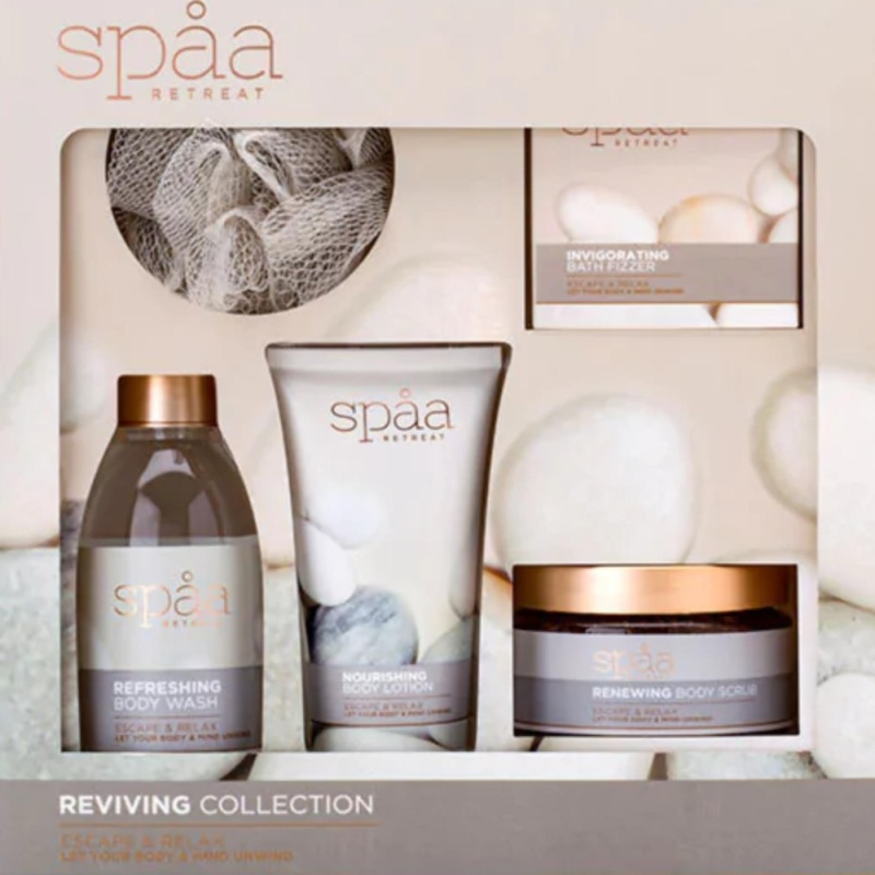 Buy Spaa Reviving Collection Singapore