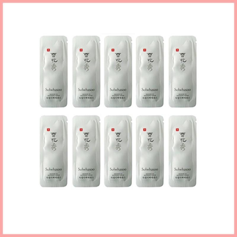 Buy Sulwhasoo Snowise Brightening Serum Sample 20ea(20g)/TTBeauty/Korea Cosmetics Singapore