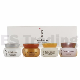 SULWHASOO Sulwhasoo Cream 4 Items [Sample Kit] - intl
