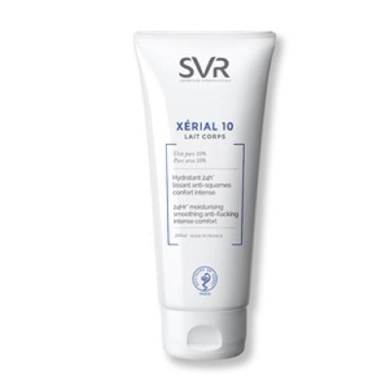 Buy SVR Xerial 10 Body Lotion 200ml Singapore
