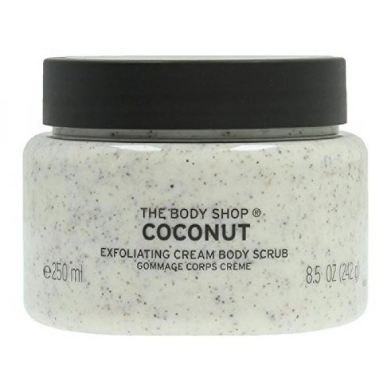 Buy The Body Shop Coconut Body Scrub, 8.4 Fluid Ounce - intl Singapore