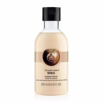 The Body Shop Shea Shower Cream (250ML)