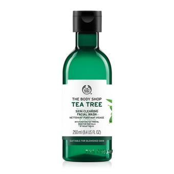The Body Shop Tea Tree Skin Clearing Facial Wash (250ML)