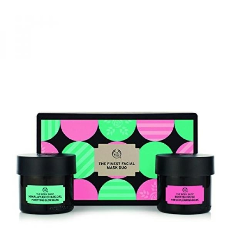 Buy The Body Shop The Finest Facial Mask Duo Gift Set - intl Singapore