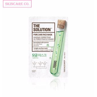 The Face Shop The Solution Mask - Pore Care