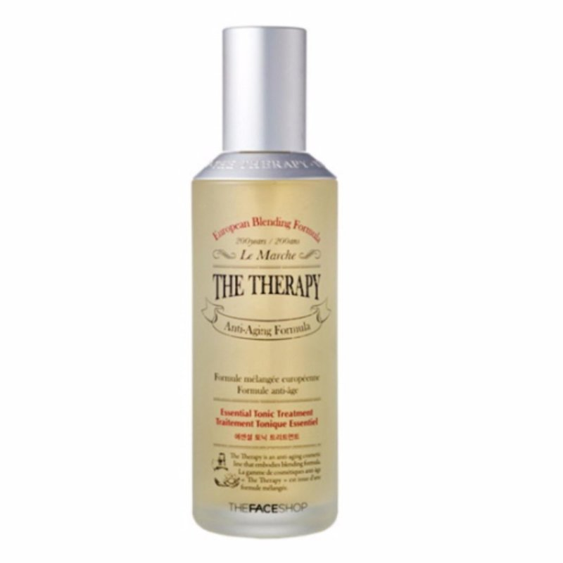 Buy The face shop THE THERAPY ESSENTIAL TONIC TREATMENT - intl Singapore
