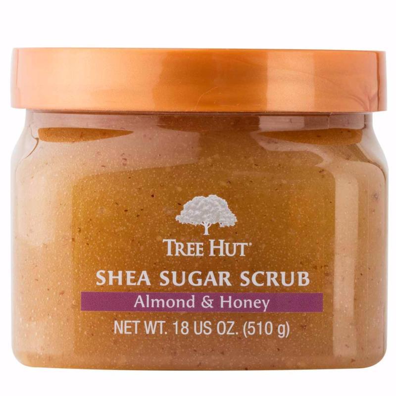 Buy Tree Hut Almond Honey Shea Sugar Scrub - 510g Singapore