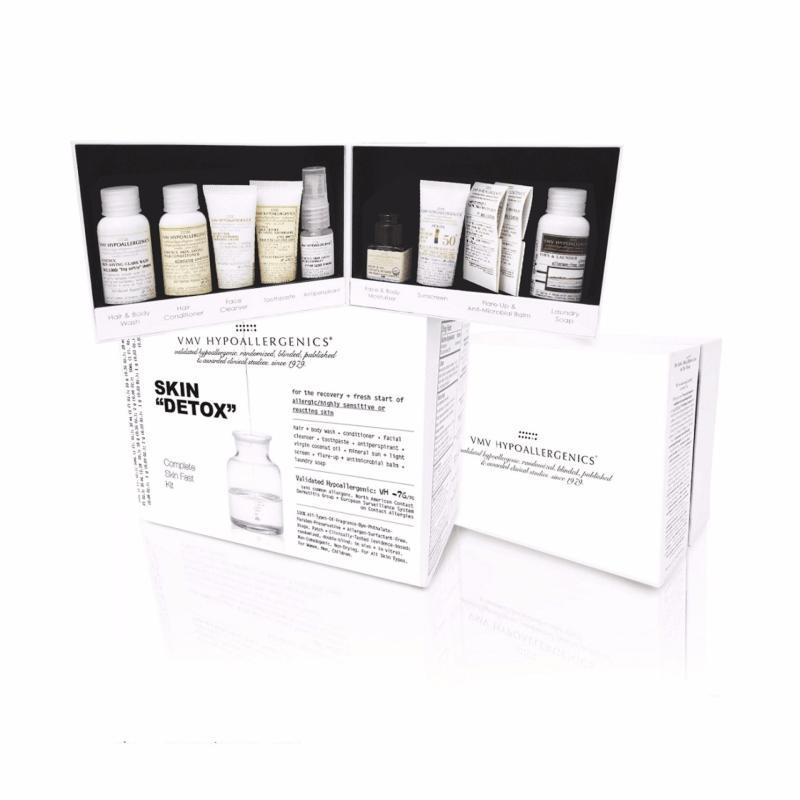 "Buy VMV Hypoallergenics Skin ""Detox"" Complete Skin Fast Kit Singapore"