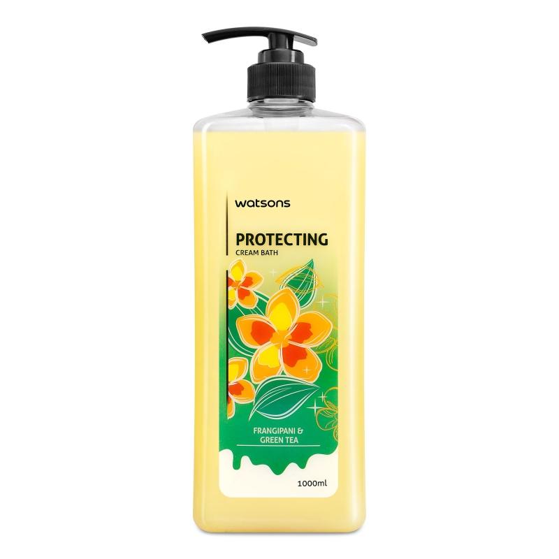 Buy Watsons Protecting Cream Bath 1L Singapore