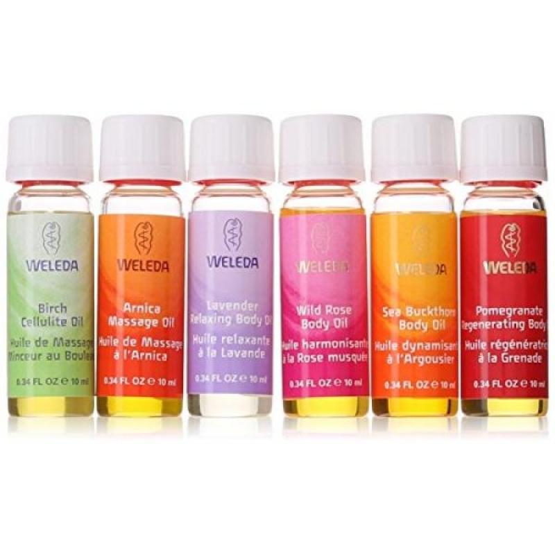Buy Weleda Body Oil Essentials, Kit, 2.04 Ounce Singapore