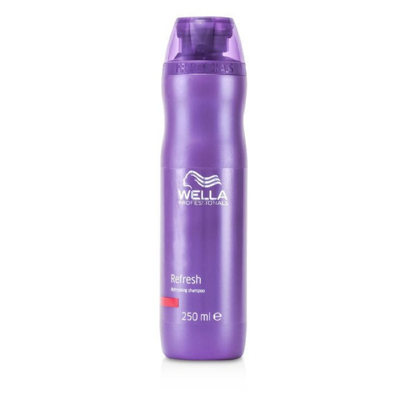 Buy Wella Refresh Revitalizing Shampoo 250ml/8.4oz (EXPORT) Singapore