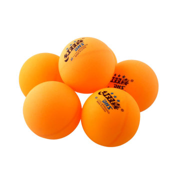 Harga 6Pcs 3 stars DHS 40MM Olympic Tennis Orange Ping Pong BallsCompetition - intl