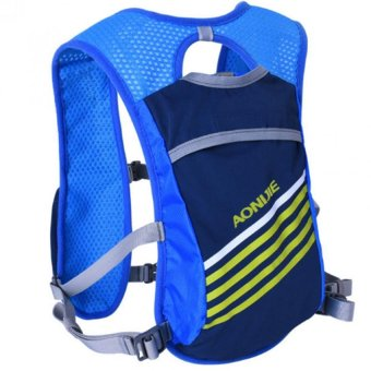 AONIJIE Outdoors Running Cycling Hydration Packs Vest WaterBackpack - 2