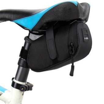 Bicycle Bike Waterproof Storage Saddle Bag Seat Cycling Tail RearPouch - intl - 2