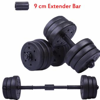 Black Color dumbbell combo (GIFT PACKAGE) - 40 KG combo