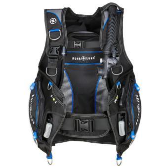 Buoyancy Compensator, Pro HD, Black/Blue XS