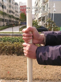 Eight pole long ash pole martial arts stick