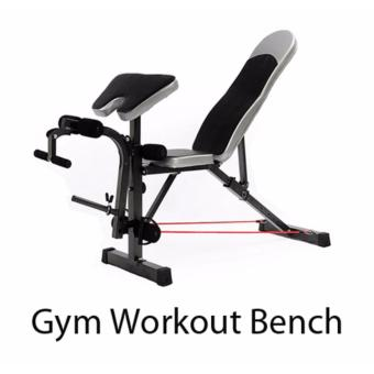 Harga GYM Multi-Purpose Workout Bench