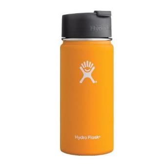 Hydro Flask 16oz Wide Mouth Insulated Bottle-Mango