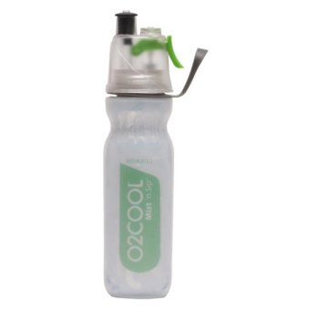 Harga O2COOL ARCTIC SQUEEZE MIST 'N SIP INSULATED 18OZ WATER BOTTLE - GREEN
