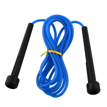 Harga 2.5M Skipping Jump Rope for Training Sports Exercise Boxing Lose Weight Blue