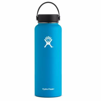 Harga Hydro Flask 40 oz. Wide Mouth Water Bottle(Pacific)