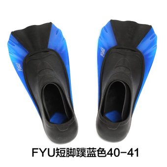 Sambo silicone swimming diving short flippers