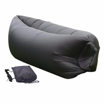 Harga Portable Self-inflate Sleeping lounger/Air Bed/Air Sofa/Air Lounger