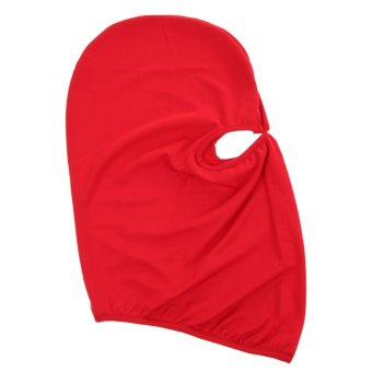 Harga Red Cycling Ski Neck protecting Outdoor Full Face Mask - intl