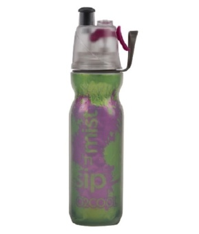 Harga O2COOL Insulated ArcticSqueeze® Mist 'N Sip - 20oz.GreenSplash