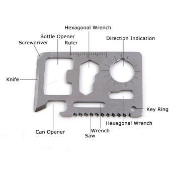 Harga Multi Purpose Tool Card