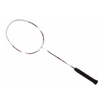 Harga Yonex Korean Best-Selling Badminton Racket. Nanoray 70DX with the BG-80 Gut and a Full Cover Case. - intl