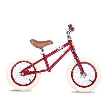 Harga Montana Happy Bikes 12 Inch Balance Bike (Red)