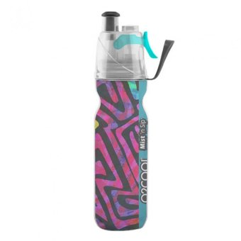 Harga O2COOL 20oz Artist D Insulated ArcticSqueeze® Mist 'N Sip®