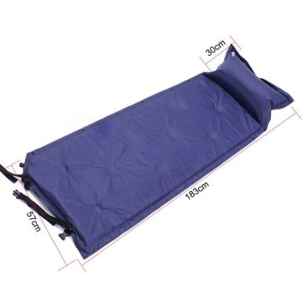 Automatic Inflatable Mat Cushion Camouflage Sleeping Mat Camping Sleeping picinic Mattress Pad Self Inflating(SIZE1) - intl