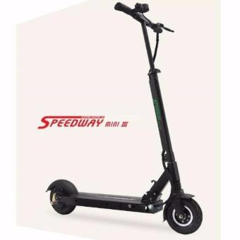 Harga Speedway mini Speedwheel mini 3 Electric scooter 15.6ah 48v 500w(White)