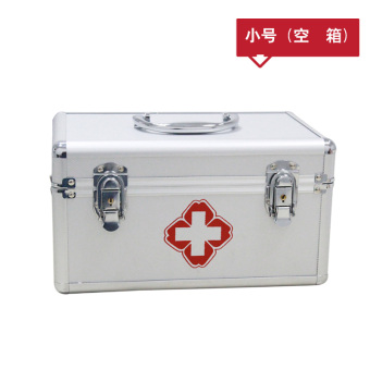 Harga Kindmax aluminum alloy home car medicine box first aid kit bag