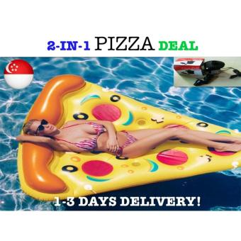 Harga *PACKAGE DEAL*Pizza Float Swimming Float Giant Float