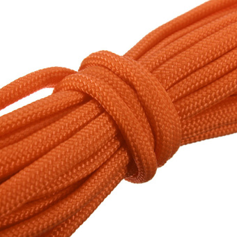 Harga Outdoor Survival 7 Core Desert 550 Paracord Parachute Cord Strand Nylon 20ft(Export)(Intl)