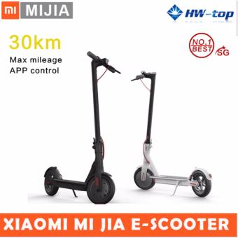 Harga ★2017 New Arrival ★ Xiaomi Electric Mijia E-Scooter [Export Set]