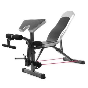 Harga 7 in 1 Situp Bench / workout bench multifunction situp and workout bench